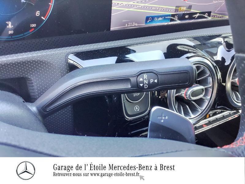 Mercedes Classe CLA Shooting brake 200 d 150ch AMG Line 8G-DCT Gris occasion à Saint Martin des Champs - photo n°10