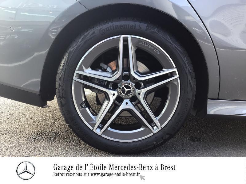 Mercedes Classe CLA Shooting brake 200 d 150ch AMG Line 8G-DCT Gris occasion à Saint Martin des Champs - photo n°15