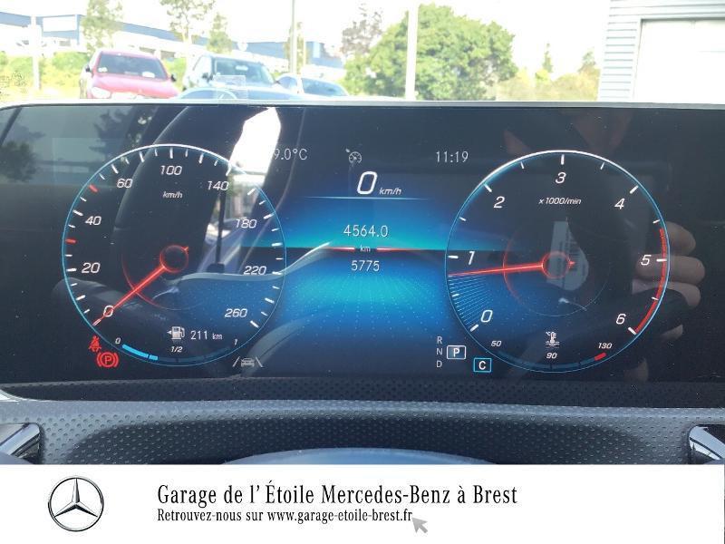 Mercedes Classe CLA Shooting brake 200 d 150ch AMG Line 8G-DCT Gris occasion à Saint Martin des Champs - photo n°9