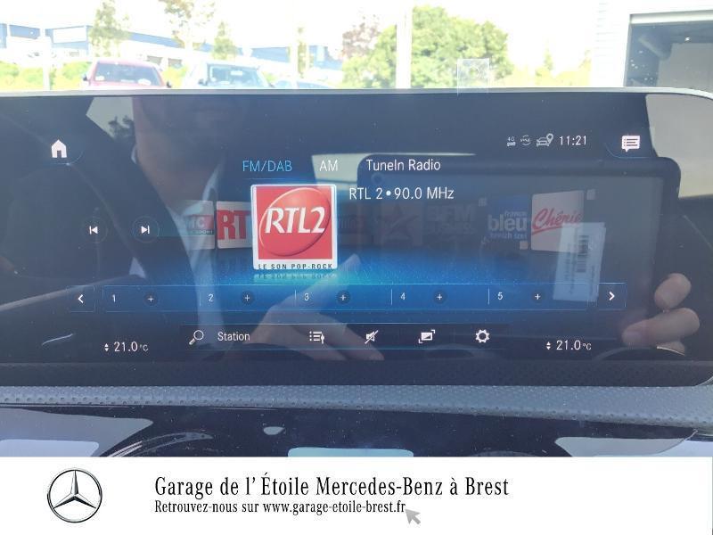 Mercedes Classe CLA Shooting brake 200 d 150ch AMG Line 8G-DCT Gris occasion à Saint Martin des Champs - photo n°19