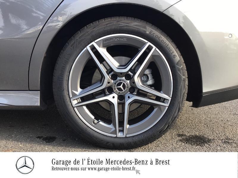 Mercedes Classe CLA Shooting brake 200 d 150ch AMG Line 8G-DCT Gris occasion à Saint Martin des Champs - photo n°14