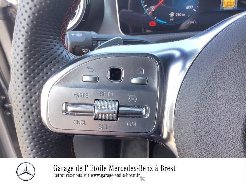 Mercedes Classe CLA Shooting brake 200 d 150ch AMG Line 8G-DCT Gris occasion à Saint Martin des Champs - photo n°18