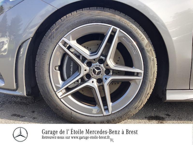 Mercedes Classe CLA Shooting brake 200 d 150ch AMG Line 8G-DCT Gris occasion à Saint Martin des Champs - photo n°13