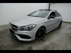 Mercedes Classe CLA Shooting brake 200 d Fascination 7G-DCT + options Argent à SAINT-GREGOIRE 35