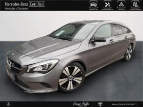 Mercedes Classe CLA Shooting brake Gris, garage GROUPE HUILLIER OCCASIONS à Gières