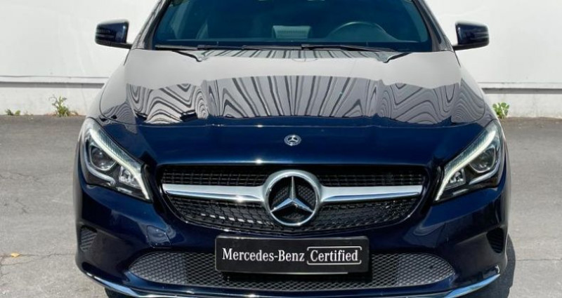 Mercedes Classe CLA Shooting brake 200 d Sensation 7G-DCT Euro6c Bleu occasion à Cambrai - photo n°5