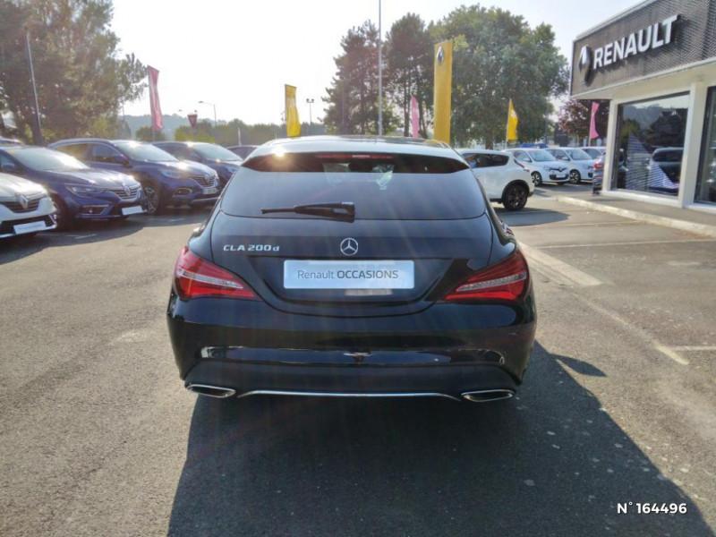 Mercedes Classe CLA Shooting brake 200 d Sensation 7G-DCT Noir occasion à Deauville - photo n°3