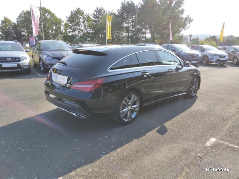 Mercedes Classe CLA Shooting brake 200 d Sensation 7G-DCT Noir occasion à Deauville - photo n°6