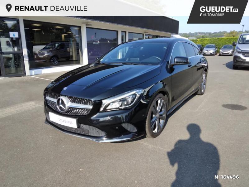 Mercedes Classe CLA Shooting brake 200 d Sensation 7G-DCT Noir occasion à Deauville