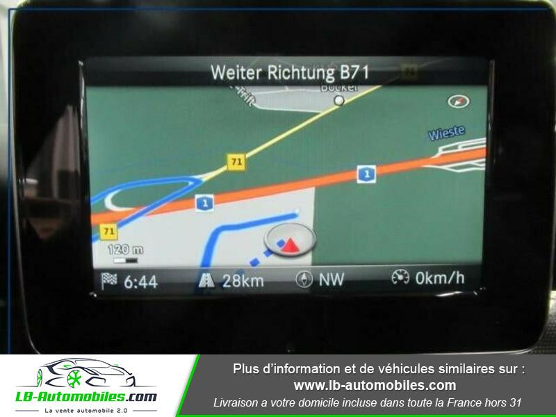 Mercedes Classe CLA Shooting brake 200d Noir occasion à Beaupuy - photo n°7