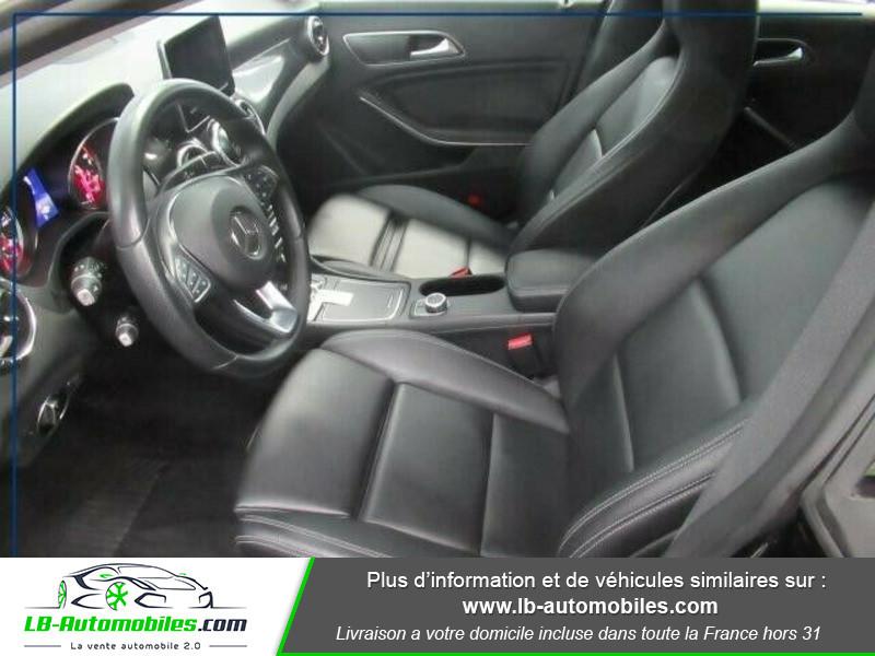 Mercedes Classe CLA Shooting brake 200d Noir occasion à Beaupuy - photo n°6