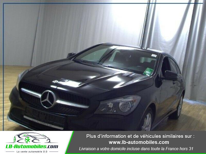 Mercedes Classe CLA Shooting brake 200d Noir occasion à Beaupuy