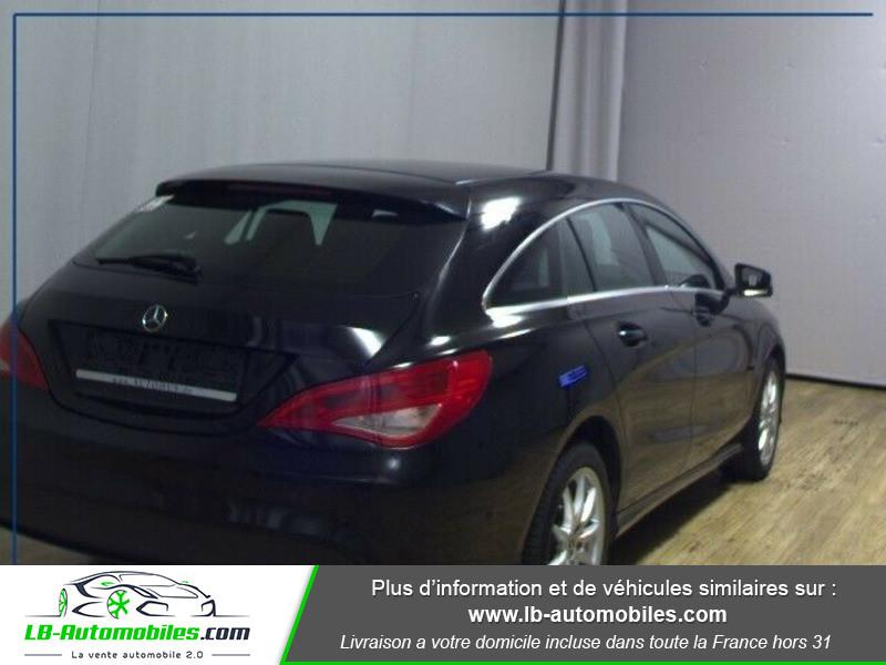 Mercedes Classe CLA Shooting brake 200d Noir occasion à Beaupuy - photo n°3