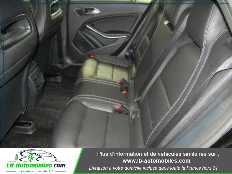 Mercedes Classe CLA Shooting brake 200d Noir occasion à Beaupuy - photo n°9