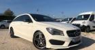 Mercedes Classe CLA Shooting brake 220 D AMG FASCINATION 4MATIC 7G-DCT Blanc à La Buisse 38