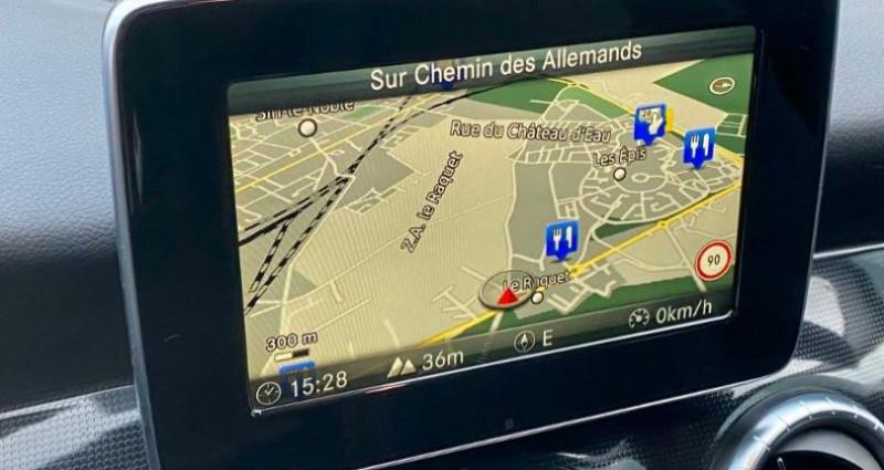 Mercedes Classe CLA Shooting brake 220 d Inspiration 7G-DCT Blanc occasion à Cambrai - photo n°6