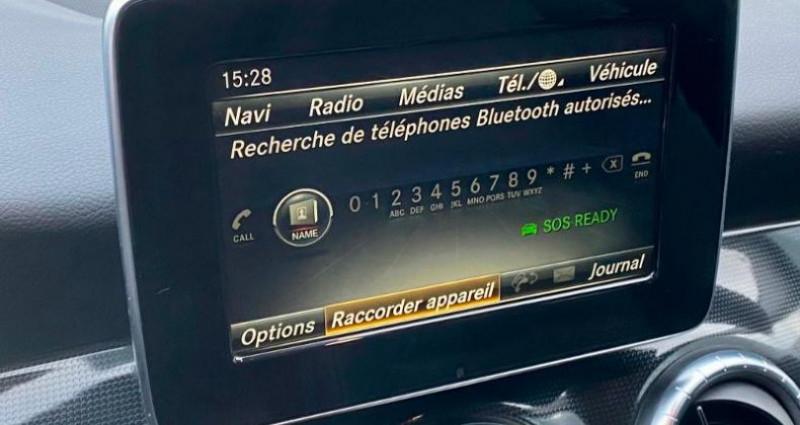 Mercedes Classe CLA Shooting brake 220 d Inspiration 7G-DCT Blanc occasion à Cambrai - photo n°7
