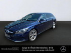 Mercedes Classe CLA Shooting brake 220 d Inspiration 7G-DCT Bleu à BREST 29