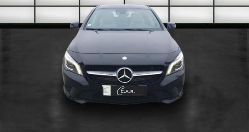 Mercedes Classe CLA Shooting brake 220 d Sensation 7G-DCT Noir occasion à La Rochelle - photo n°2