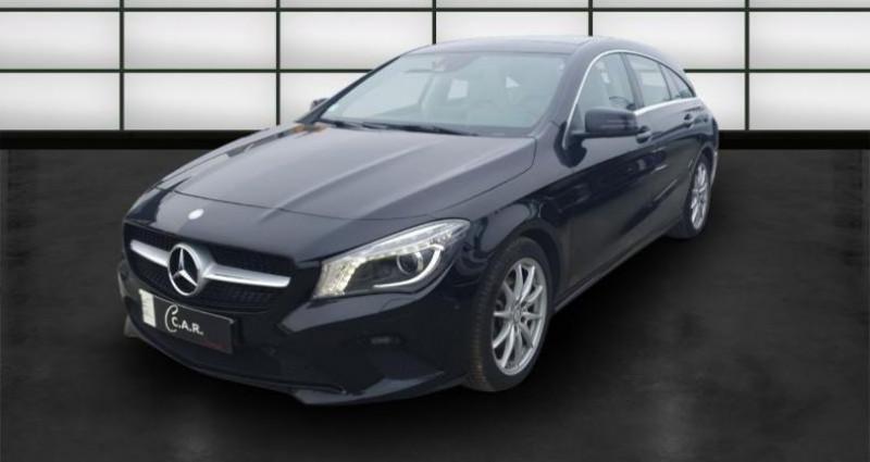 Mercedes Classe CLA Shooting brake 220 d Sensation 7G-DCT Noir occasion à La Rochelle