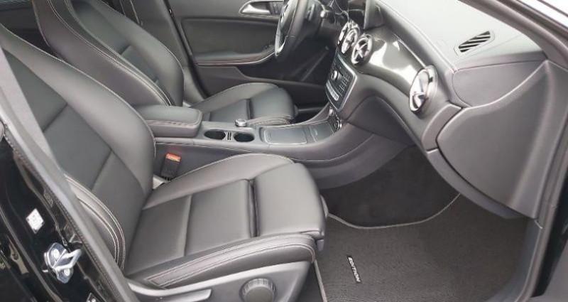Mercedes Classe CLA Shooting brake 220 d Starlight Edition 7G-DCT Euro6c Noir occasion à Cholet - photo n°5