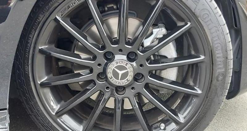 Mercedes Classe CLA Shooting brake 220 d Starlight Edition 7G-DCT Euro6c Noir occasion à Cholet - photo n°3