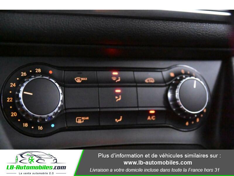 Mercedes Classe CLA 180 CDI Noir occasion à Beaupuy - photo n°7