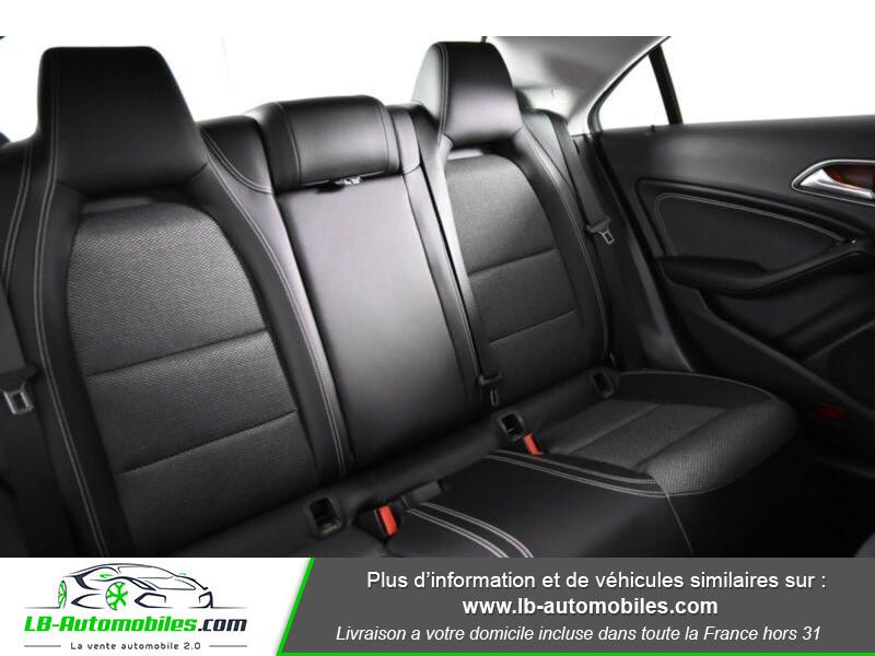 Mercedes Classe CLA 180 CDI Noir occasion à Beaupuy - photo n°5