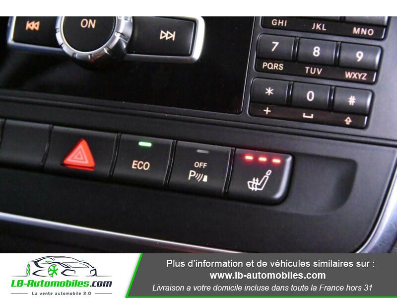 Mercedes Classe CLA 180 CDI Noir occasion à Beaupuy - photo n°8