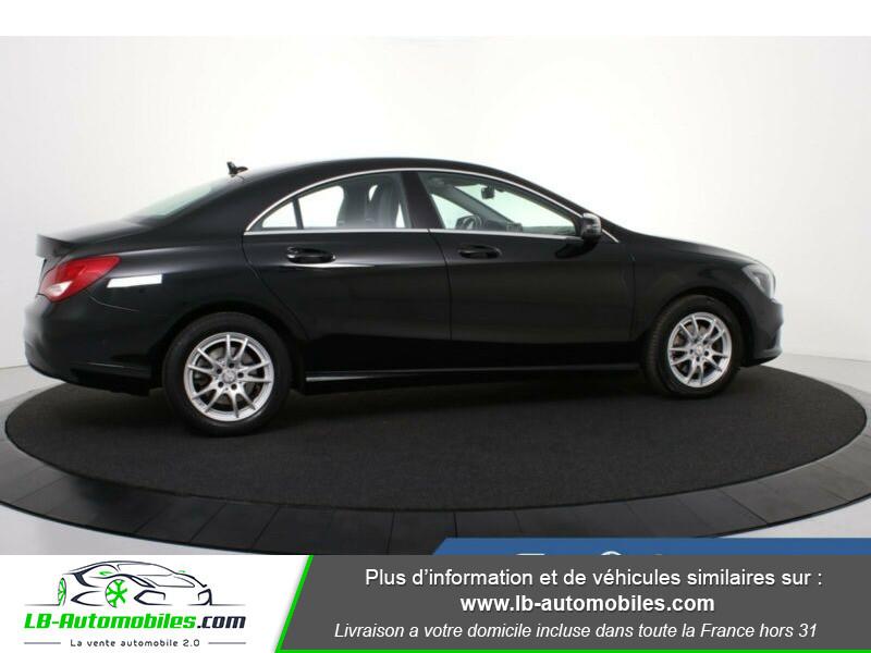 Mercedes Classe CLA 180 CDI Noir occasion à Beaupuy - photo n°14