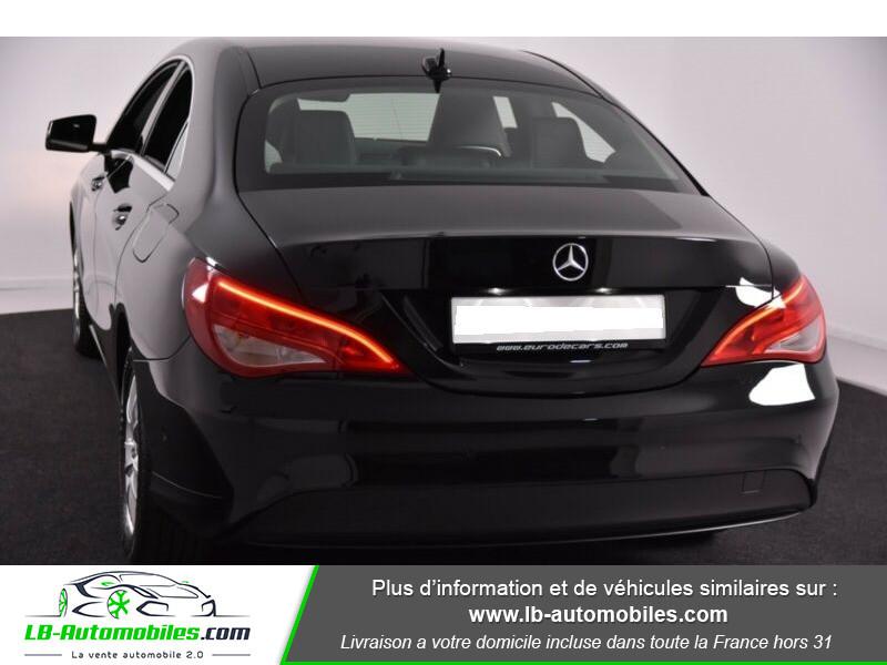 Mercedes Classe CLA 180 CDI Noir occasion à Beaupuy - photo n°12