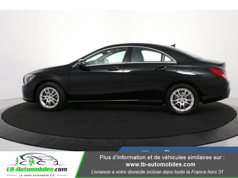 Mercedes Classe CLA 180 CDI Noir occasion à Beaupuy - photo n°13