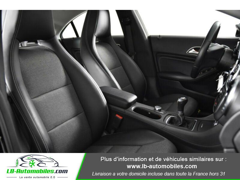 Mercedes Classe CLA 180 CDI Noir occasion à Beaupuy - photo n°4