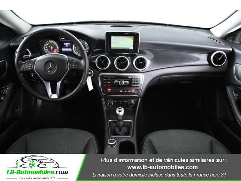 Mercedes Classe CLA 180 CDI Noir occasion à Beaupuy - photo n°2