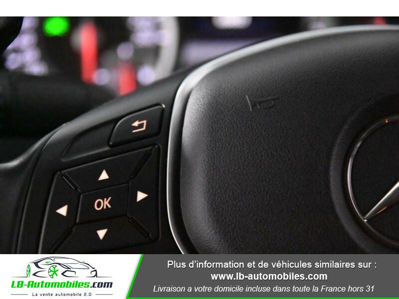 Mercedes Classe CLA 180 CDI Noir occasion à Beaupuy - photo n°10