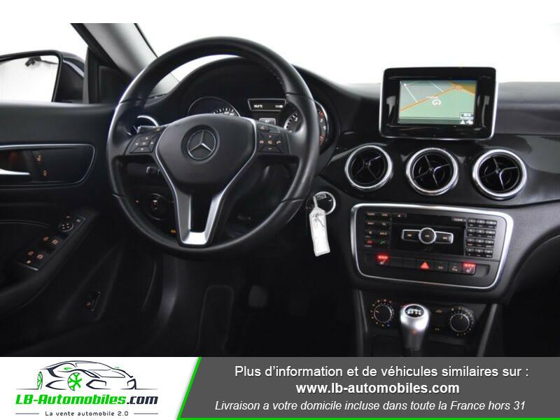 Mercedes Classe CLA 180 CDI Noir occasion à Beaupuy - photo n°6