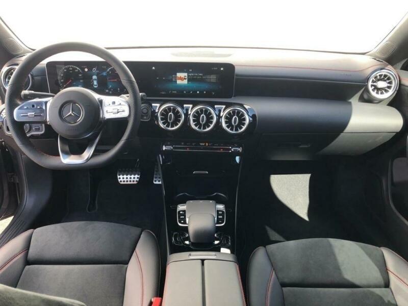 Mercedes Classe CLA 180 D 116CH AMG LINE 7G-DCT Gris occasion à Villenave-d'Ornon - photo n°6