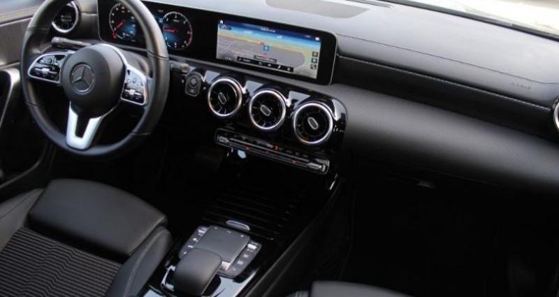 Mercedes Classe CLA 180 d 116ch Progressive Line 7G-DCT Argent occasion à Distre - photo n°3