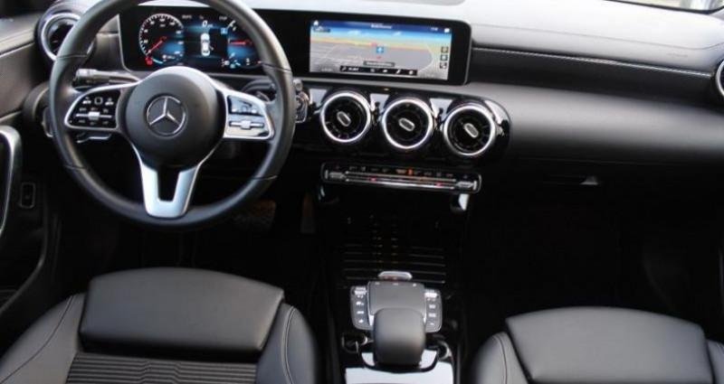 Mercedes Classe CLA 180 d 116ch Progressive Line 7G-DCT Argent occasion à Distre - photo n°4