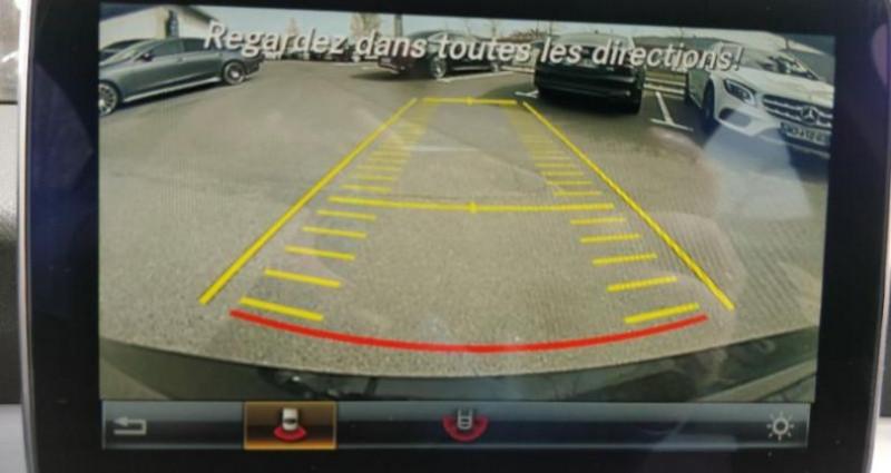 Mercedes Classe CLA 180 d Business Executive 7G-DCT Noir occasion à Cholet - photo n°6