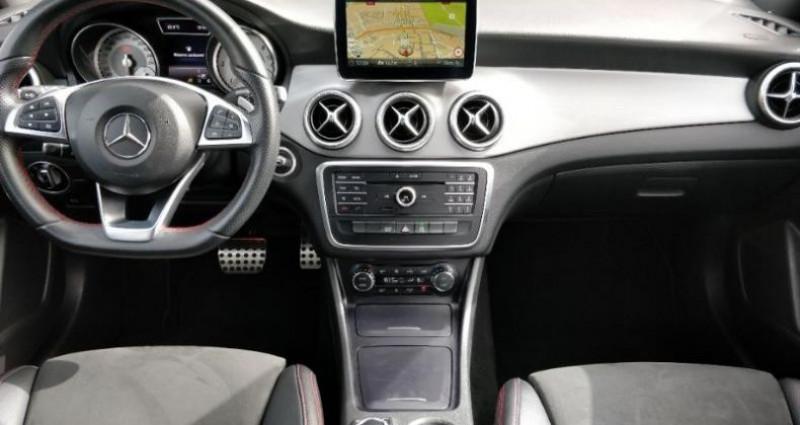 Mercedes Classe CLA 180 d Business Executive 7G-DCT Noir occasion à Cholet - photo n°4