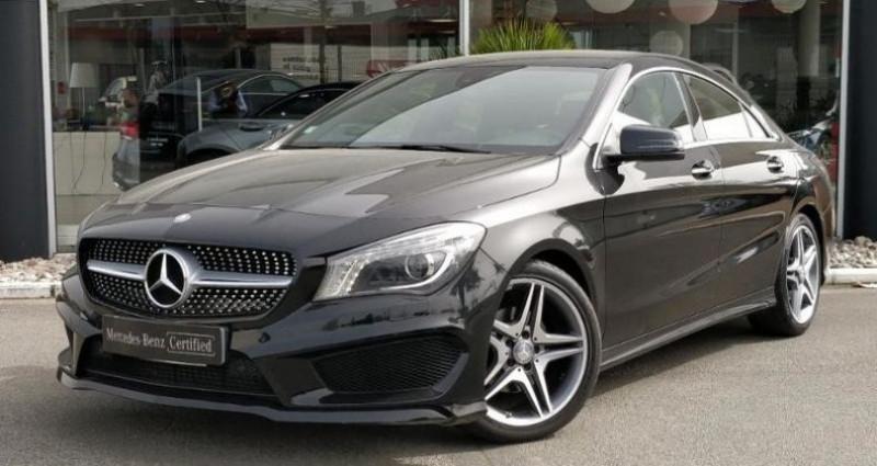 Mercedes Classe CLA 180 d Business Executive 7G-DCT Noir occasion à Cholet