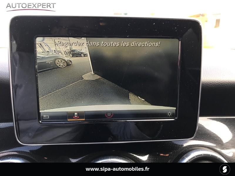Mercedes Classe CLA 180 d Inspiration Blanc occasion à Mérignac - photo n°5
