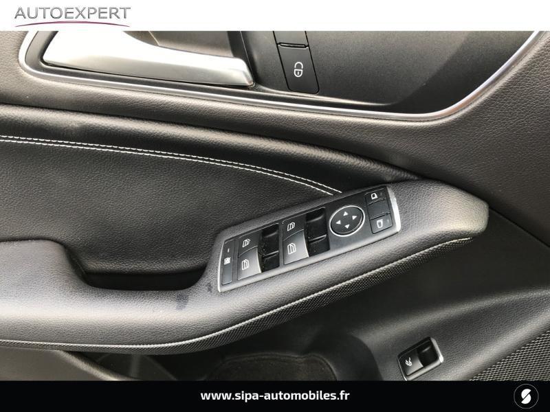 Mercedes Classe CLA 180 d Inspiration Blanc occasion à Mérignac - photo n°14