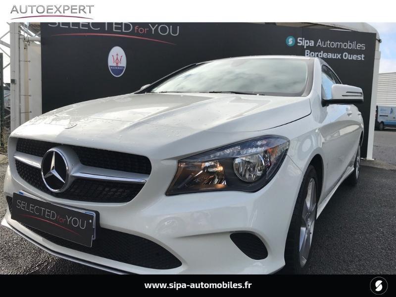 Mercedes Classe CLA 180 d Inspiration Blanc occasion à Mérignac - photo n°11
