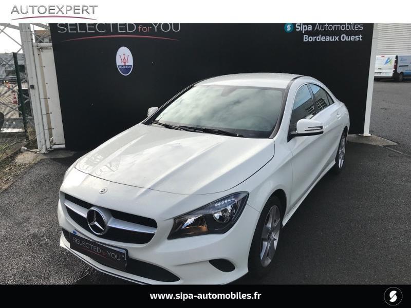 Mercedes Classe CLA 180 d Inspiration Blanc occasion à Mérignac