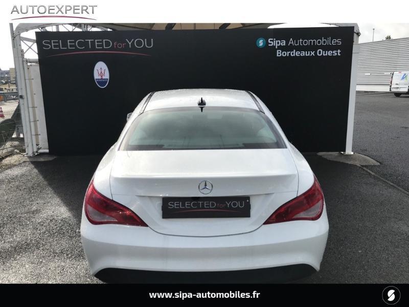 Mercedes Classe CLA 180 d Inspiration Blanc occasion à Mérignac - photo n°9