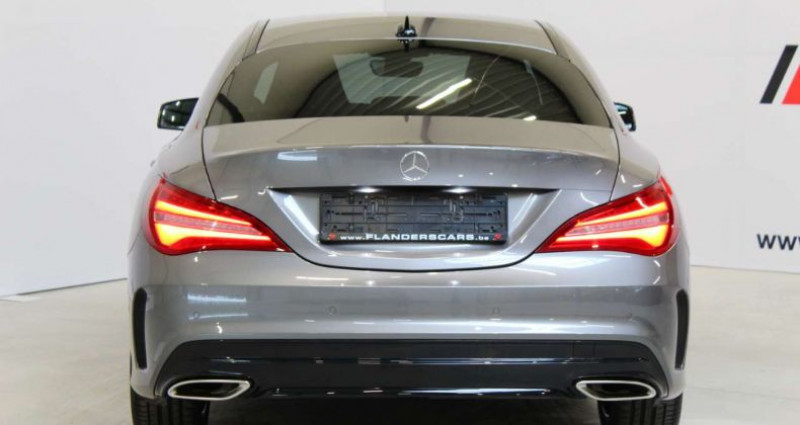 Mercedes Classe CLA 180 d Gris occasion à Roeselare - photo n°5