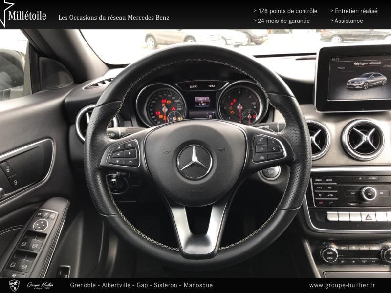 Mercedes Classe CLA 200 d Sensation 4Matic 7G-DCT Euro6c Blanc occasion à Gières - photo n°7