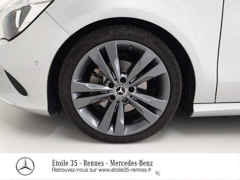 Mercedes Classe CLA 200 d Sensation 7G-DCT Argent occasion à SAINT-GREGOIRE - photo n°12